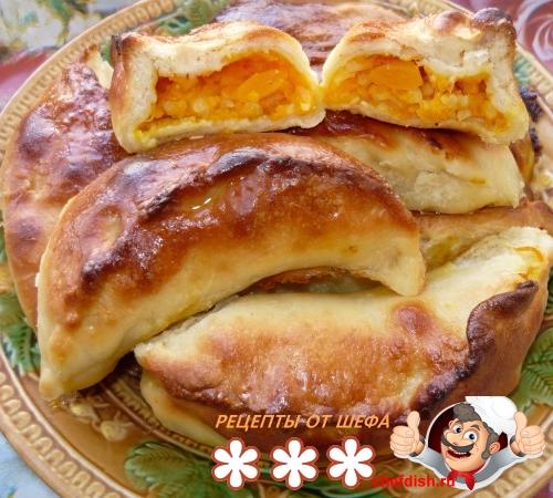 Пирог с капустой рецепт татарский